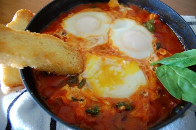 Eggs in Purgatory: Broken Yolk