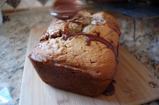 20 Ghirardelli Squares Chocolate Coffee Bread Drizzle Glaze