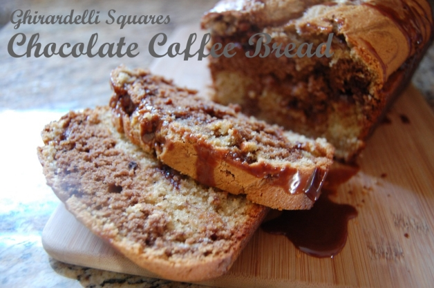 22 Ghirardelli Squares Chocolate Coffee Bread Sliced 2